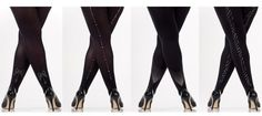 Brrr… It's Cold- 20+ Places to Shop Plus Size Hosiery and Tights