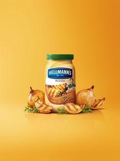 Hellmanns Dressing Ad