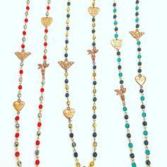 Necklace, Made in Italy jewelry, bijoux, collana, italian fashion jewelry, Matildesign