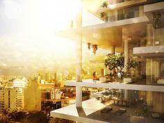Herzog & de Meuron - Beirut Terraces