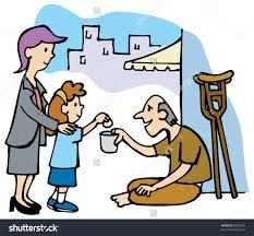 Homeless Children Stock Vector (Royalty Free) 454118596