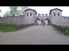 Lost Place Ruine Römerkastell Saalburg und Limes - YouTube