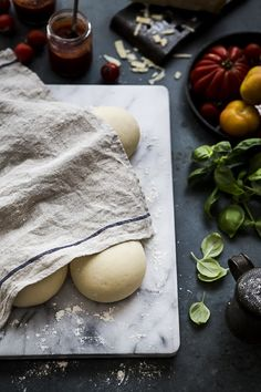 Pizza dough (and some cool pizza ideas, including spiced lamb!)