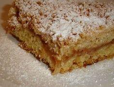 Greek Sweets, Greek Desserts, Apple Desserts, Greek Recipes, Sweets Recipes, Fruit Recipes, Cooking Recipes, Food Network Recipes, Food Processor Recipes