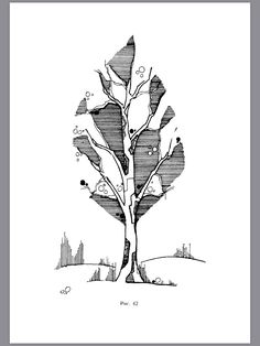 Trees drawn with different breeds and style. Architecture Drawing Sketchbooks, Landscape Architecture Drawing, Landscape Sketch, Landscape Drawings, Tree Sketches, Art Drawings Sketches Simple, Plantation, Tree Art, Graphic Art