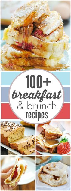 100+ ideas for Breakfast & Brunch | www.somethingswanky.com