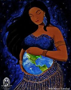 """You carry Mother Earth within you. She is not outside of you. Mother Earth is not just your environment. In that insight of inter-being, it is possible to have real communication with the Earth, which is the highest form of prayer.""   ~ Thich Nhat Hanh WILD WOMAN SISTERHOOD™ #WildWomanSisterhood #thichnhathanhquotecollective #wildwomanmedicine"