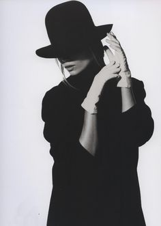 I will hide from you.  Bert Stern #photography | via tumblr