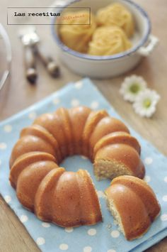 Custard bundt cake