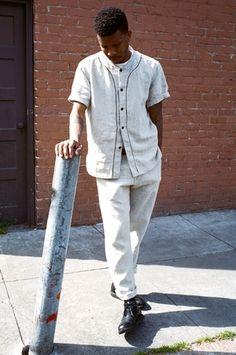 Evan Kinori Made-to-Order Baseball Shirt