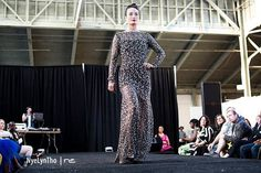 Shades Company: Embroidered black and gold Lace by ShadesCOMPANY #shadescompany #queerfashionweek