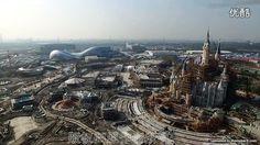 Shanghai Disneyland construction updates