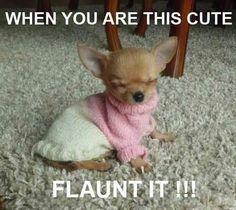 ★love it!! Flaunt it girl♡