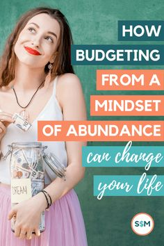 Budgeting with a Mindset of Abundance Budgeting Finances, Budgeting Tips, Budgeting Worksheets, Create A Budget, Saving For Retirement, Managing Your Money, Debt Payoff, Finance Tips, How To Stay Motivated