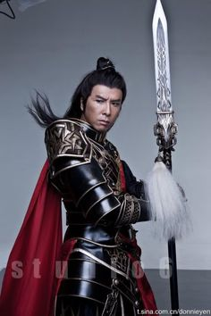 Donnie Yen - Epic Gear