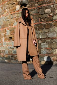 The Sartorialist / On the Street…Camel Dressing Pt. 2, Florence  // #Fashion, #FashionBlog, #FashionBlogger, #Ootd, #OutfitOfTheDay, #StreetStyle, #Style