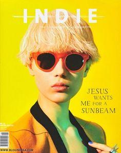 """Jesus wants me for a sunbeam"""