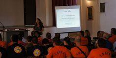 ΦΩΤΟ: Σεμινάριο για τη διαχείριση σεισμικού κινδύνου από την Εθελοντική Ομάδα Πυρόσβεσης - Διάσωσης Βραχναιίκων