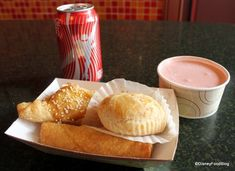 Review: The Lucky Combo at the Joy of Tea in Epcot's China | the disney food blog