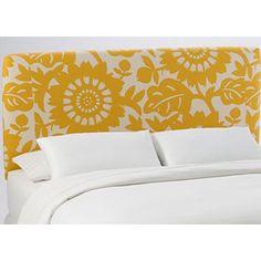 Skyline Furniture Slipcover Upholstered Headboard $262.14