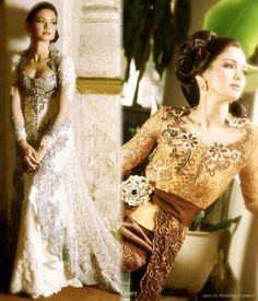 #wedding #gown #malay
