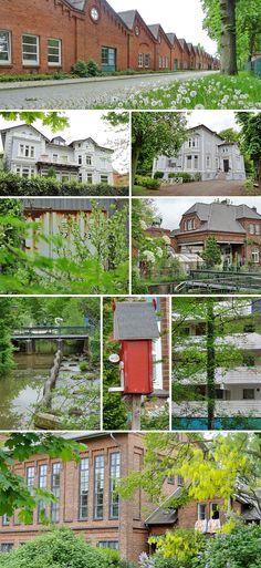 Wohnen auf dem Nordwolle-Gelände in Delmenhorst