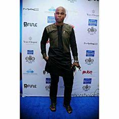 @Regrann from @kolakuddus -  @Regrann_App from @nellymesik -  #abouttheothernight  @elitemodellooknigeria wearing @kolakuddus .. #buynaija #naijafashiondaily #naijamade #fashion - #regrann - #regrann