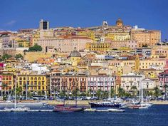 Travel essentials Why go now Sardinia's fascinating capital is Italy's Capital of Culture for 2015. The city is full of fragments of the past – spanning Carthag