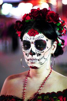 Dia de los Muertos by -Clearlight-, via Flickr