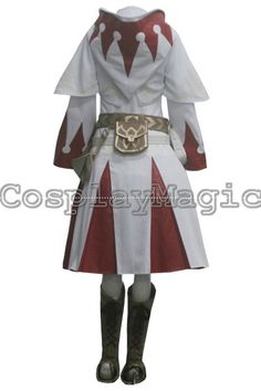 Game FFXIV Final Fantasy XIV Cosplay Props Aura Dragon Tail Accessories Costume