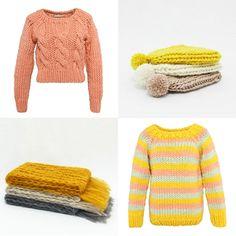 one sheepish girl: Knitting Inspiration - Maiami Knitwear