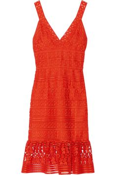 Summer sundresses we're dreaming about. Diane von Furstenberg dress, $598, dvf.com.