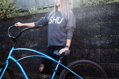 """THE SHUSWAP SHU CREW - Yes!!  To locals and frequent visitors, the Shuswap is affectionately known as the """"SHU""""! A bold, fun, catchy, yet simple way to show your Shuswap pride. Life is better with a little SHU in it!  #lakeandlifeapparel #lakeandlife #lakelife #shuswap #shuswaplake #lake #life #britishcolumbia #canada #shu #shugear #shucrew #crewnecks"""