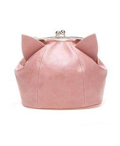 Mini Cat Ears One Shoulder Messenger Bag