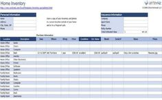 inventory sheet template ready to use excel sheets for inventory tracking and management system demplates