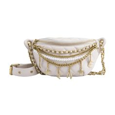 Brand Slut Moonbag Off White Get Over It, Off White, Fashion Accessories, Belt, Chain, Leather, Stuff To Buy, Belts, Necklaces