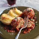 Try the Roman-Style Meatballs with Gnocchi alla Romana  Recipe on Williams-Sonoma.com