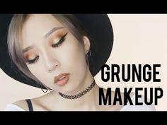 [Eng Sub] Grunge Makeup 퇴폐 흑화 메이크업