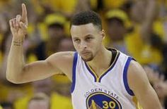 Steph Curry Explains Why He Taps His Chest and Points to the Sky During Games
