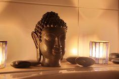 Buddah bath ideas-decor
