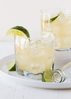 Skip the premade margarita mix. This easy recipe for Beer Margaritas has only 3 ingredients and tastes way better than any bottled mix you'll find. #margaritas #cocktails #drinks #beer