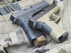 Glock 17 and 19