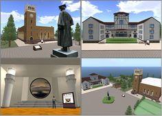 早稲田大学、セカンドライフ内に仮想キャンパスを開設:IT's Big Bang! -- IT世界の宇宙的観察誌 - CNET Japan