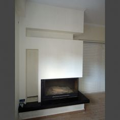 v Home Decor, Fire Places, Modern, Interior Design, Home Interiors, Decoration Home, Interior Decorating, Home Improvement