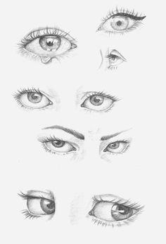 สำหรับใครที่ กำลังฝึกหัด วาด ดวงตา MANGA อยู่ นี่อาจช่วยได้ - Pantip
