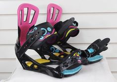 Bindings 21248: New 2015 Rossignol Myth Womens Snowboard Bindings Size S M -> BUY IT NOW ONLY: $90.97 on eBay!