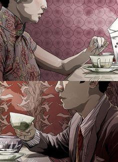 """In the Mood for Love""  by Matthew Woodson"