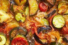 Ψητά Λαχανικά Ανάμεικτα στο φούρνο! ~ ΜΑΜΑΔΟΪΣΤΟΡΙΕΣ..!