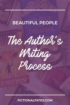 Beautiful People is a writing blog meme hosted by Cait @ Paper Fury and Sky @ Further Up and Further. They post questions at the beginning of the month generally to do with characters but this month it's all about me! (in the least narcissistic way possible)