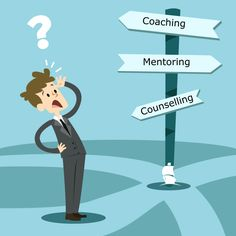 Coaching, Mentoring e Counselling são técnicas de orientação e desenvolvimento pessoal e profissional.